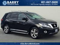 This outstanding example of a 2014 Nissan Pathfinder
