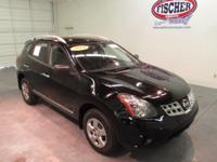 2014 Nissan Rogue S ** Nissan Certified Pre-Owned /