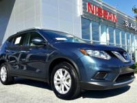 This outstanding example of a 2014 Nissan Rogue SV is