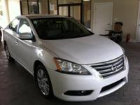 ** 2014 Nissan Sentra SL ** NISSAN CERTIFIED PRE OWNED