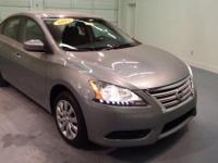 ** 2014 Nissan Sentra SV ** NISSAN CERTIFIED PREOWNED