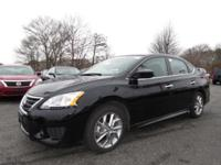 2014 NISSAN SENTRA 4dr Car SR Our Location is: Nissan