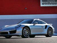 OVERVIEW This 2014 Porsche 911 2dr AWD TURBO S MSRP