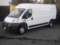 Carfax One Owner. Tradesman Van. High roof. well