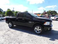 You can't go wrong with this BLACK 2014 RAM 1500