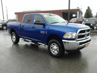 This 2014 Ram 2500 Tradesman is offered to you for sale
