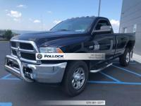 True Blue 2014 Ram 3500 Tradesman 4WD 6-Speed Automatic