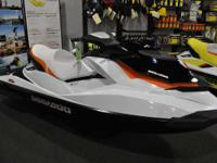 Likewise showcases Sea-Doo unique Intelligent Brake and