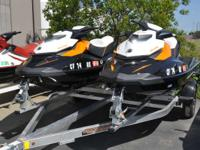 2014 Sea-Doo GTR 215 PACKAGE DEAL! Watercraft 3 Person