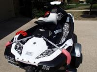 2014 Sea-Doo Spark 2UP with Matching Trailer. ONLY 1