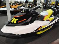 2014 Sea-Doo WAKE 155 TOWING! Developed to make tow