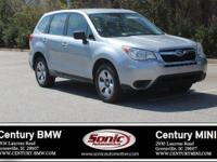 Tried-and-true, this 2014 Subaru Forester 2.5i