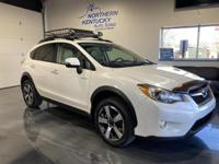 This 2014 Subaru XV Crosstrek has a 2.0 Liter 4