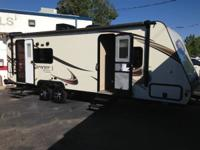 2014 Surveyor 26 foot surveyor select travel trailer