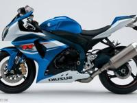 . Condition: New I presently have the 2014 Suzuki Gsx-R