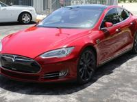 This is a Tesla Model S for sale by Euro Motorsport.