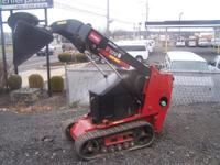 Loaders Compact Track Loaders 3545 PSN. REQUIRE PRICE