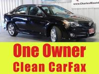 Toyota Certified, Carfax One Owner, CLEAN CARFAX, 7.0 J