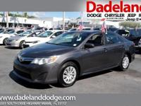 Check out this gently-used 2014 Toyota Camry we