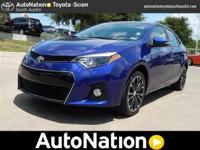 AutoNation Toyota Scion South Austin is honored to