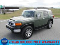 This 2014 Toyota FJ Cruiser 4WD 4dr Auto is offered to