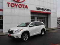 This 2014 Toyota Highlander Limited is proudly offered