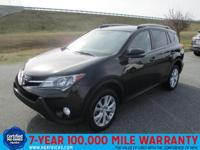 This 2014 Toyota RAV4 AWD 4dr Limited is proudly