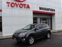 This 2014 Toyota RAV4 XLE is proudly offered by Toyota