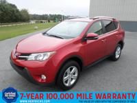 Looking for a clean, well-cared for 2014 Toyota RAV4?