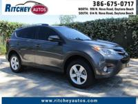 LOW MILEAGE 2014 TOYOTA RAV4 XLE**CLEAN CAR FAX**ONE