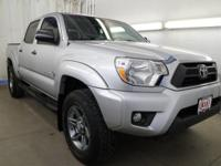 Come check it out TODAY! Mentor Kia's own 2014 Tacoma !