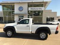 4WD. CARFAX One-Owner. 2014 Toyota Tacoma We offer a 6