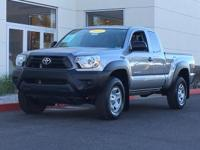 New Price! CARFAX One-Owner.  2014 Toyota Tacoma