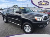 One owner, new Chevrolet trade-in!!  This 14 Tacoma is