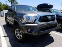 CARFAX One-Owner. Pyrite Mica 2014 Toyota Tacoma