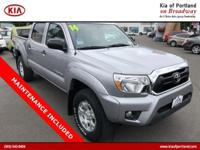 Check out this 2014 Toyota Tacoma DOUBCAB. Its