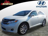 Make sure to get your hands on this 2014 Toyota Venza