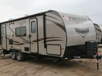 2014 Tracer 242AIR 2014 Tracer 242AIR Travel Trailer by