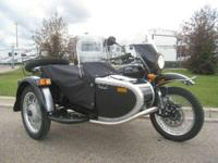 Make: Ural Year: 2014 Condition: New Free 3rd Year