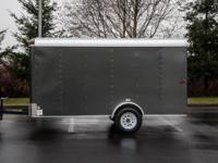 THIS IS A NEW 2014 MIRAGE 6X12 ENCLOSED TRAILER