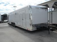 * This Trailer is a 2015 Model 2015 32'Cargo Mate