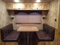 2015 Lakota 4 Horse GN 15' LQ w/ 6' Slide Out New 2015