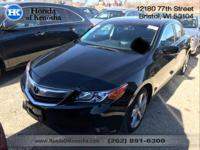 2015 Acura ILX 4D Sedan Black 2.0L w/Technology Package