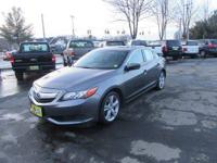 This One Owner Acura ILX has a CARFAX Buy Back
