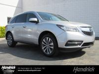 CARFAX 1-Owner, Acura Certified, Clean, ONLY 32,036