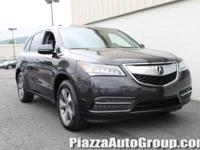 If you demand the best, this great 2015 Acura MDX is