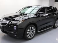 This awesome 2015 Acura MDX 4x4 comes loaded with the