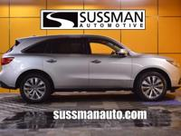Options:  2015 Acura Mdx 3.5L Technology Package|This