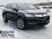 2015 Acura MDX 3.5L Technology Pkg w/Entertainment Pkg