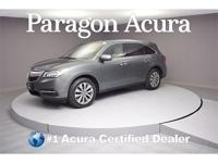 Huntington Station, NY Trade-In! Certified. 2015 Acura